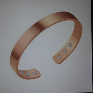 Jewelry - Magnetic Copper Therapy Arthritis/Rhomatsm Braclet